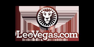 Casa de apostas LeoVegas Brasil Logo
