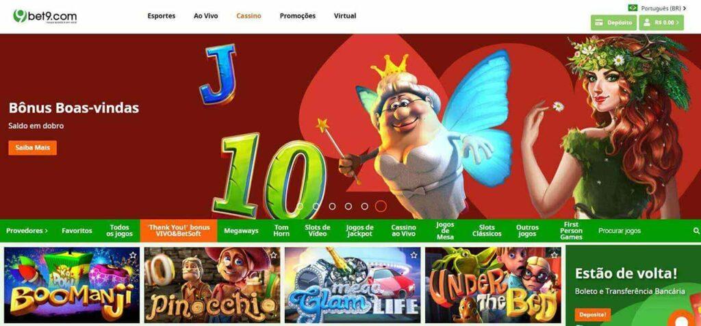 Casino Bet9 Brasil