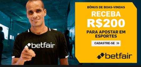 Betfair Bônus Esportes