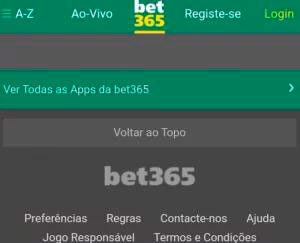 A bet365 Brasil disponibiliza a bet365 app para Android