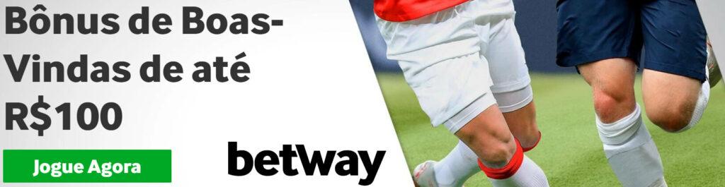 Bônus de Boas-Vindas de Desporto da Betway