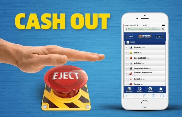 O que é cash out nas apostas esportivas?